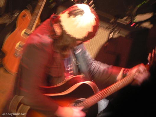 Badly Photographed Boy 3