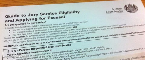 Guide to Jury Service Eligibility and Applying for Excusal